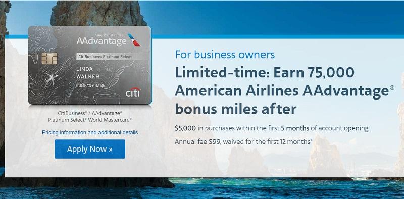 CitiBusiness AAdavantage