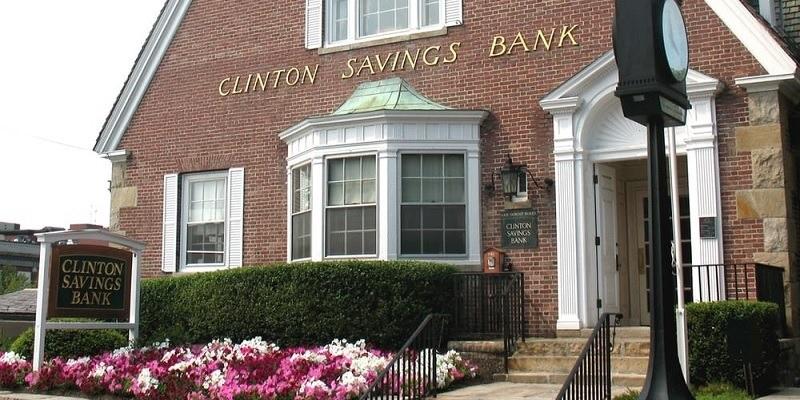 Clinton Savings Bank Branch  $300 Checking Promotion