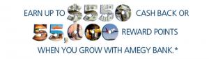 Amegy Bank AmaZing Credit Card $550 Bonus + 0% Intro APR [TX]