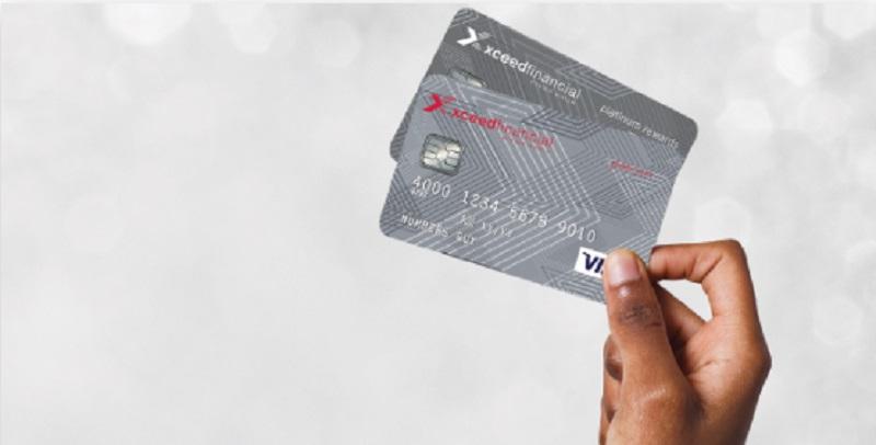 Xceed Financial Credit Union Platinum Visa Card