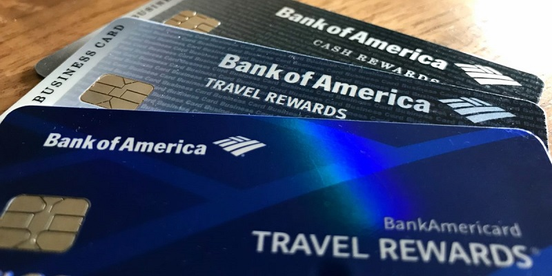 Bank of America Travel Rewards Credit Card 25,000 Bonus Points + Unlimited 1.5X Points + No Annual Fee