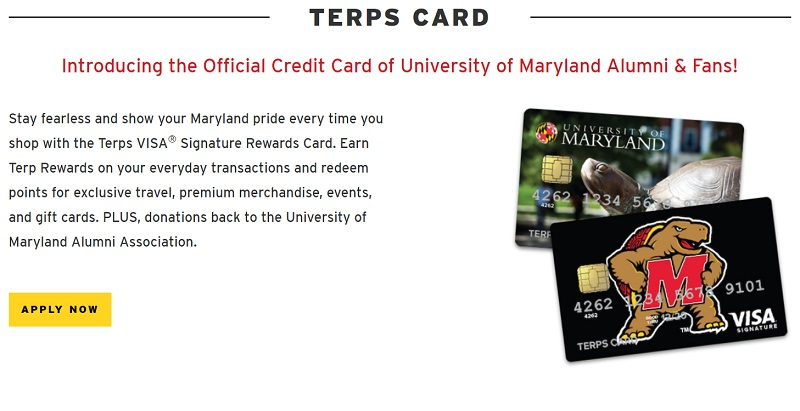 Terps Card