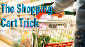 Shopping Cart Trick for Credit Cards