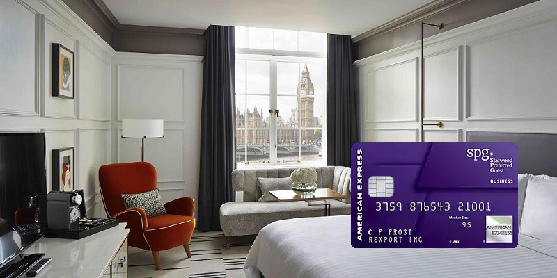 Amex Starwood Preferred Guest Business credit card bonus promotion offer review