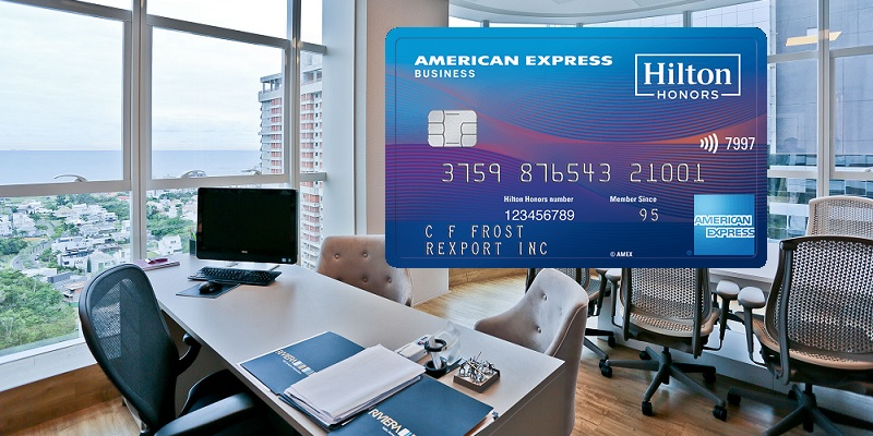 Hilton Honors Amex Business credit card bonus promotion offer review