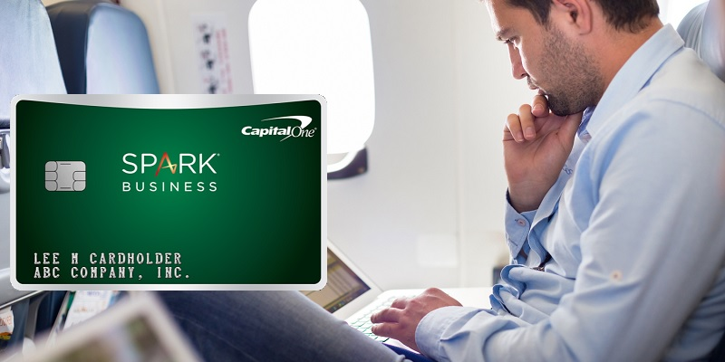 Capital One Spark Cash Select for Business credit card bonus promotion offer review