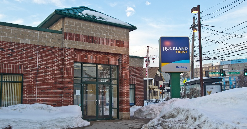 Rockland Trust $250 Checking Promotion
