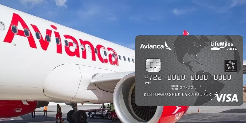 Avianca Vuela Visa credit card bonus promotion offer review