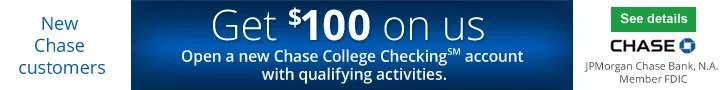 Chase College Checking