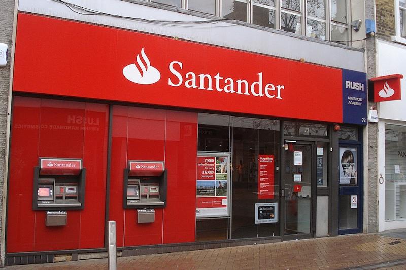 Santander Bank $250