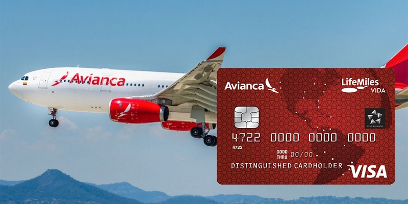 Avianca Vida Visa credit card bonus promotion offer review