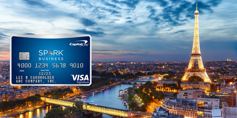 Capital One Spark Miles for Business credit card bonus promotion offer review