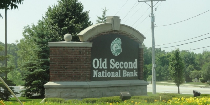 Old Second Bank Promotion