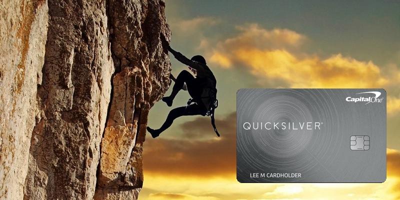 Capital One Quicksilver Cash Rewards Credit Card bonus promotion offer review