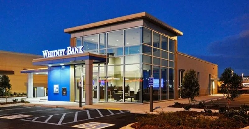 Hancock Whitney Bank $100 Savings Promotion