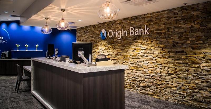 Origin Bank Rewards Checking Bonus