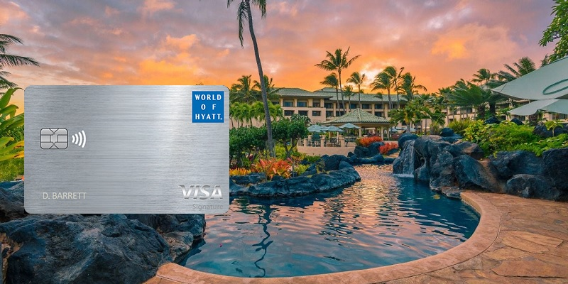 World Oh Hyatt credit card bonus promotion offer review