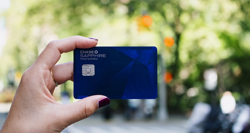 Chase Sapphire Preferred Card 60,000 Bonus Points