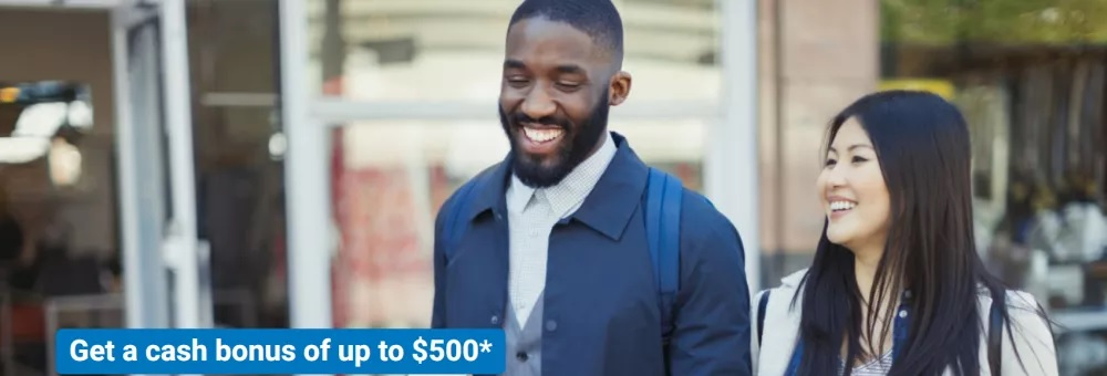 BMO Harris Bank $300 – $500 Checking & Savings Promotion