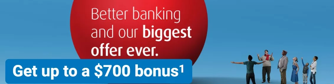 BMO Harris Bank Up To $700 Bonus