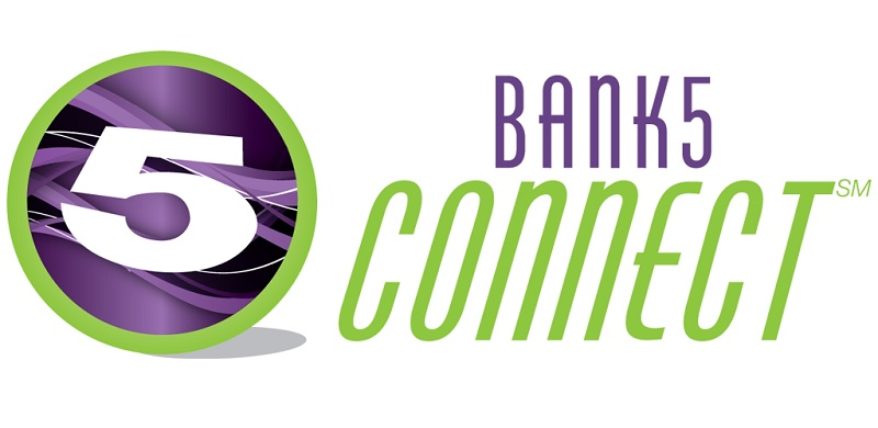 Bank5 Connect bonus logo