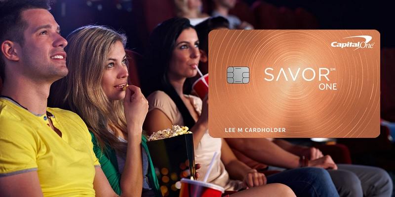Capital One SavorOne Cash Rewards Credit Card bonus promotion offer review