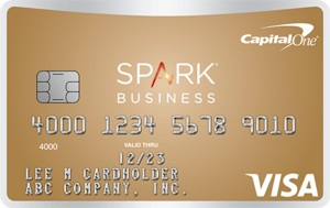 Capital One Spark Classic card