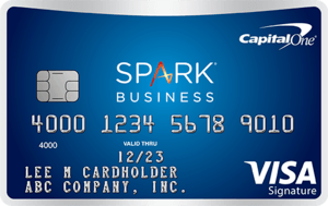 Capital One Spark Miles Business