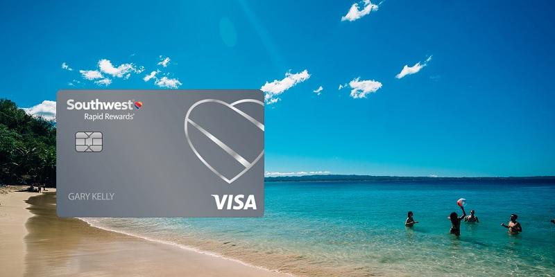 Southwest Rapid Rewards Plus credit card bonus promotion offer review