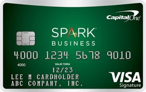 Spark Cash Business from Capital One