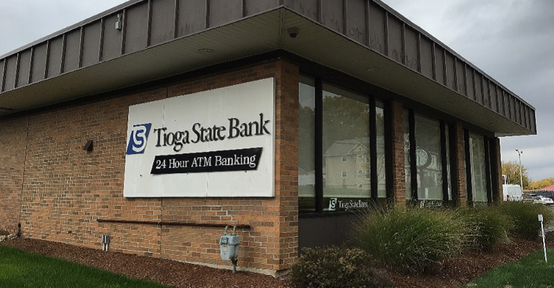 Tioga State Bank $150 Checking Bonus [NY] *Waverly Office*