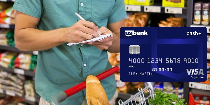 US Bank Cash+ Visa credit card bonus promotion offer review
