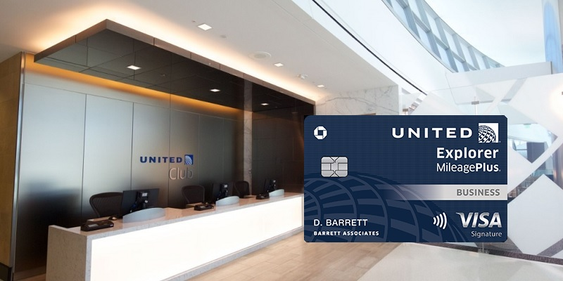 United Explorer Business credit card bonus promotion offer review