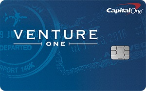 Capital One VentureOne Rewards Card