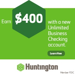 Four Ways To Find Huntington Bank Routing Number - Bank Deal Guy