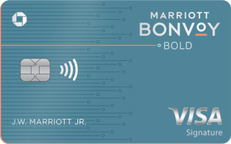 Marriott Bonvoy Bold Card