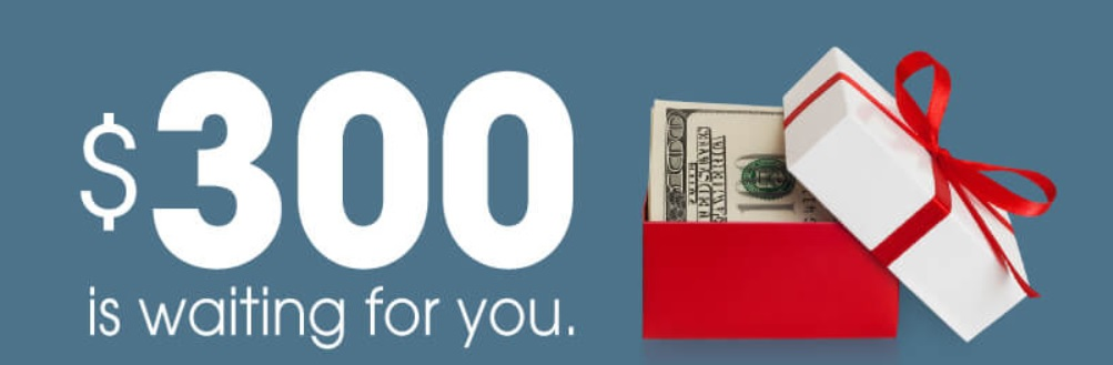 Peoples Bank $300 Checking Promotion