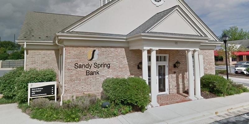Sandy Spring Bank Promotion