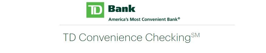 TD Bank Bonus