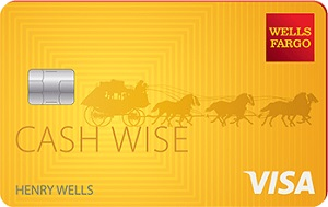Wells Fargo Cash wise Bonus