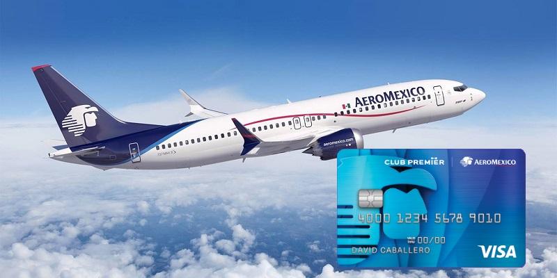 Aeromexico Visa Secured Card
