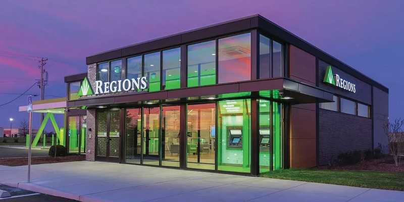 Regions Bank Promotion
