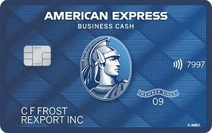 American Express Blue Business Cash Card Bonus