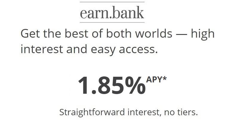 Earn Bank Rate