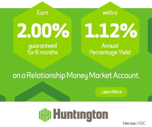 Huntington Money Market account