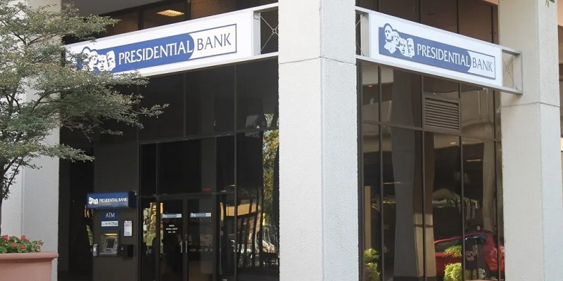 Presidential Bank