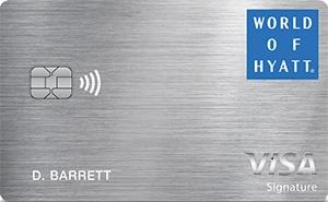 World of Hyatt Card Bonus