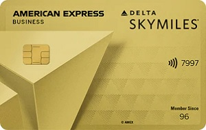 Delta SkyMiles Gold Business American Express Card Bonus