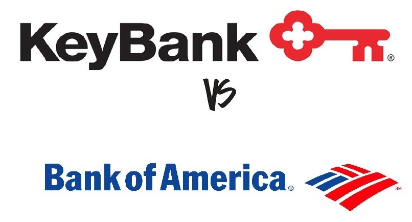 KeyBank vs Bank of America