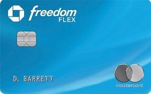 Chase Freedom Flex Card Bonus
